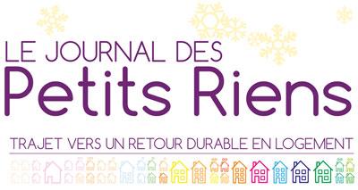 Le Journal des Petits Riens - Trajet vers un logement durable