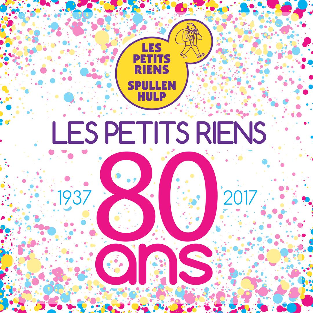 Les Petits Riens - 80 ans